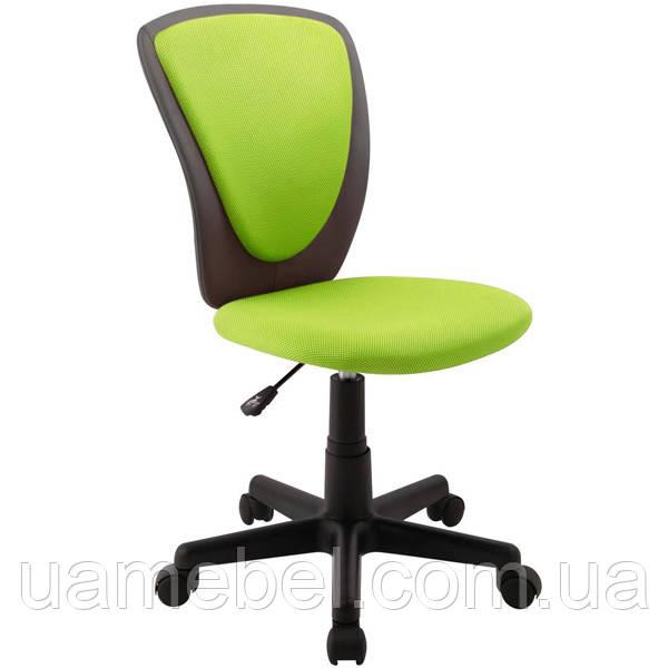Детское кресло компьютерное BIANCA, green-dark gray 27794