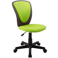 Дитяче крісло комп'ютерне BIANCA, green-dark gray 27794