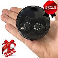 Беспроводные наушники Блютуз наушники  bluetooth 5.0  Wi-pods K10 наушники с микрофоном ОРИГИНАЛ Черные