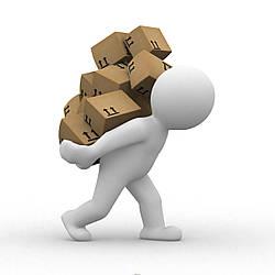 Упаковка/доставка замовлення компанії на склад транспортної компанії