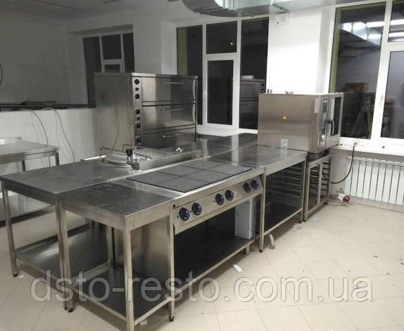 Меблі з нержавіючої сталі – запорука успішної діяльності ресторанів в Харкові