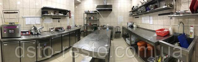 Мебель из нержавеющей стали – залог успешной деятельности ресторанов в Харькове-01