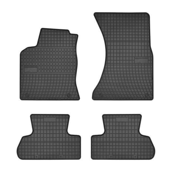 Гумові килимки в салон FROGUM AUDI Q5 2009 ->