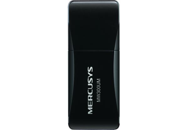 Сетевой адаптер Mercusys MW300UM .