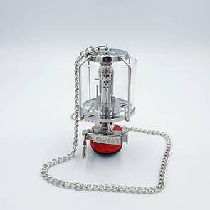 Газовая лампа Bulin BL300-F1. Туристическая газова лампа на газу.
