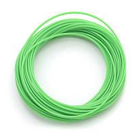 Пластик для 3D ручки 10 м. Светло-зеленый ABS 1.75