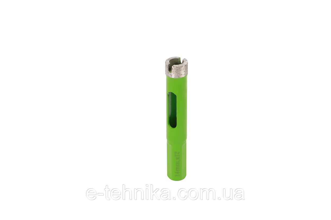 Алмазне свердло DDR-B 14x80-1x12 Granite Active