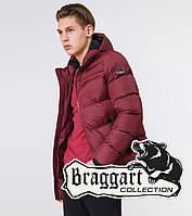 Подросток 13-17 лет | Куртка зимняя Braggart Teenager 71293 бордовая