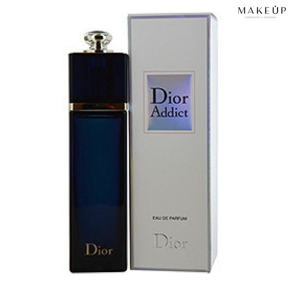 Женская парфюмированная вода Christian Dior Addict EDР 100 мл.   Лицензия Объединённые  Арабские Эмираты