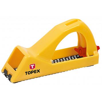 Рубанок Topex 140 мм (11A406)