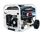 Бензиновый генератор Matari MX11003E, фото 6