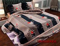"""Ткань для постельного белья Бязь """"Gold"""" Lux GL1224 (50м)"""