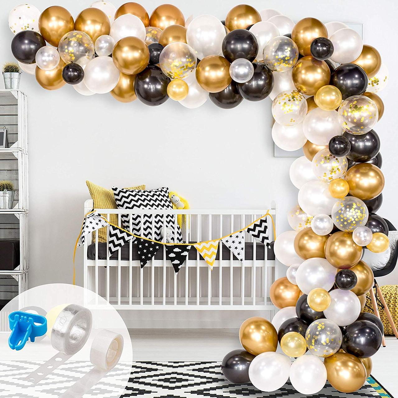 Набір повітряних кульок Гірлянда бульбашок для фотозоны, свят весілля, день народження, вечірка, ювілей