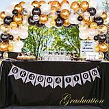 Набір повітряних кульок Гірлянда бульбашок для фотозоны, свят весілля, день народження, вечірка, ювілей, фото 3