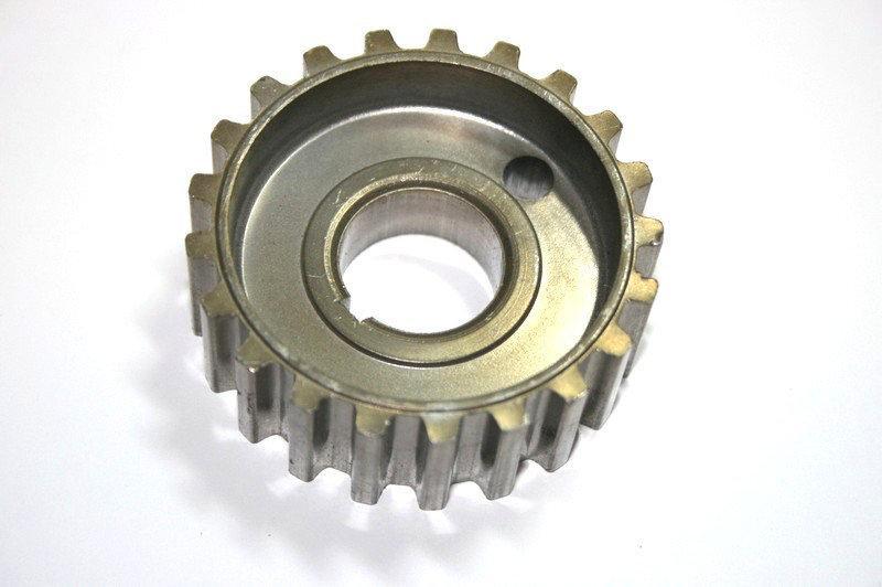 Шкив коленвала 2108,2109,21099,2110,2111,2112 8 клапанный зубчатый ДААЗ (шестерня)