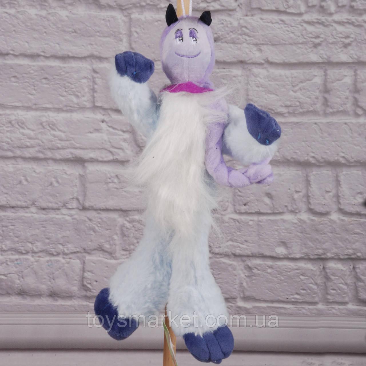 """Мягкая игрушка Миичи, плюшевый снежный человек Meechee, игрушки из """"Смолфут"""", """"SmallFoot"""""""