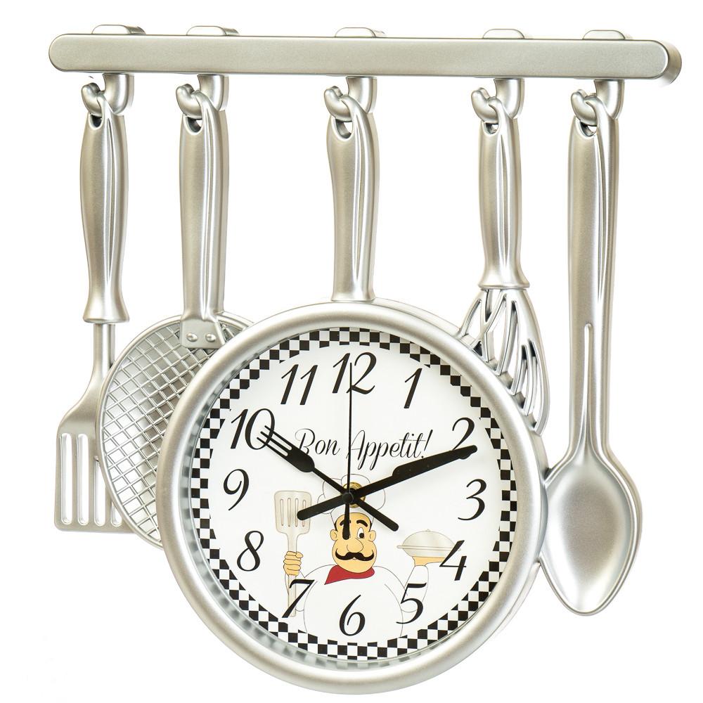 """Часы """"Bon appetit"""" 35см (2003-012)"""
