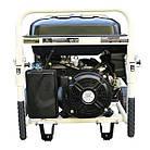 Бензиновый генератор Matari MX13003E, фото 3