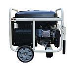 Бензиновый генератор Matari MX13003E, фото 4