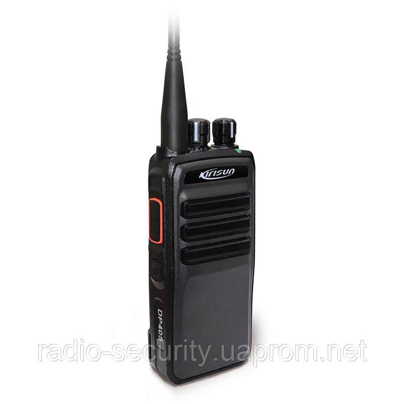Радіостанція цифрова портативна Kirisun DP405