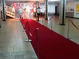 Стійки для червоної доріжки напрокат, фото 2