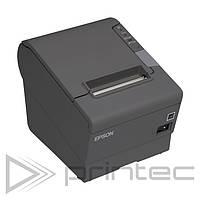 Чековый принтер Epson TM-T88V USB + WI-FI