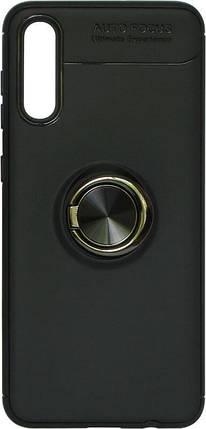 Накладка SA A505/A307 black Deep ColorRing TPU, фото 2