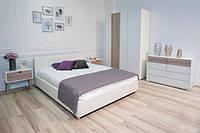Кровать Embawood  Релакс подъемный механизм Белый, 180