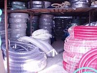 Рукава резиновые напорные с нитяным каркасом, длинномерные ТУ 38.105998-91