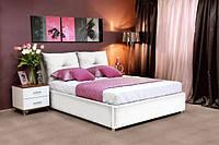 Кровать Embawood Шарм с подъемным механизмом Белая