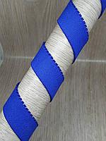 Резинка становая зубчик 18 мм синяя