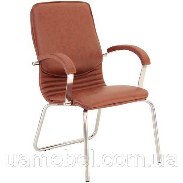 Конференц крісло NOVA (НОВА) СFA LB STEEL CHROME