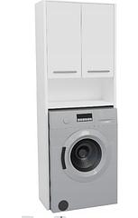 Шкаф для стиральной машины в ванной 165х64х30 см Польша