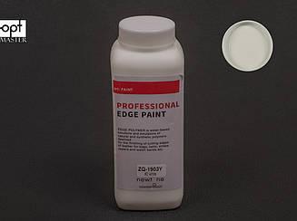 Краска для торцов / урезов кожи матовая Newtone Edge Paint, цв. белый №2 , 1000 г