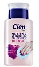 Жидкость для снятия лака Cien bez acetonu 200 ml