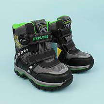 Термо черевики дві липучки на хлопчика тм Тому.м розмір 25, фото 3