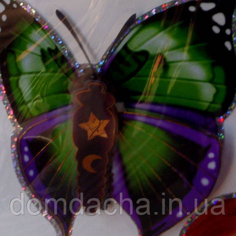 Бабочки 7 Д -Комнатный декор, фото 2