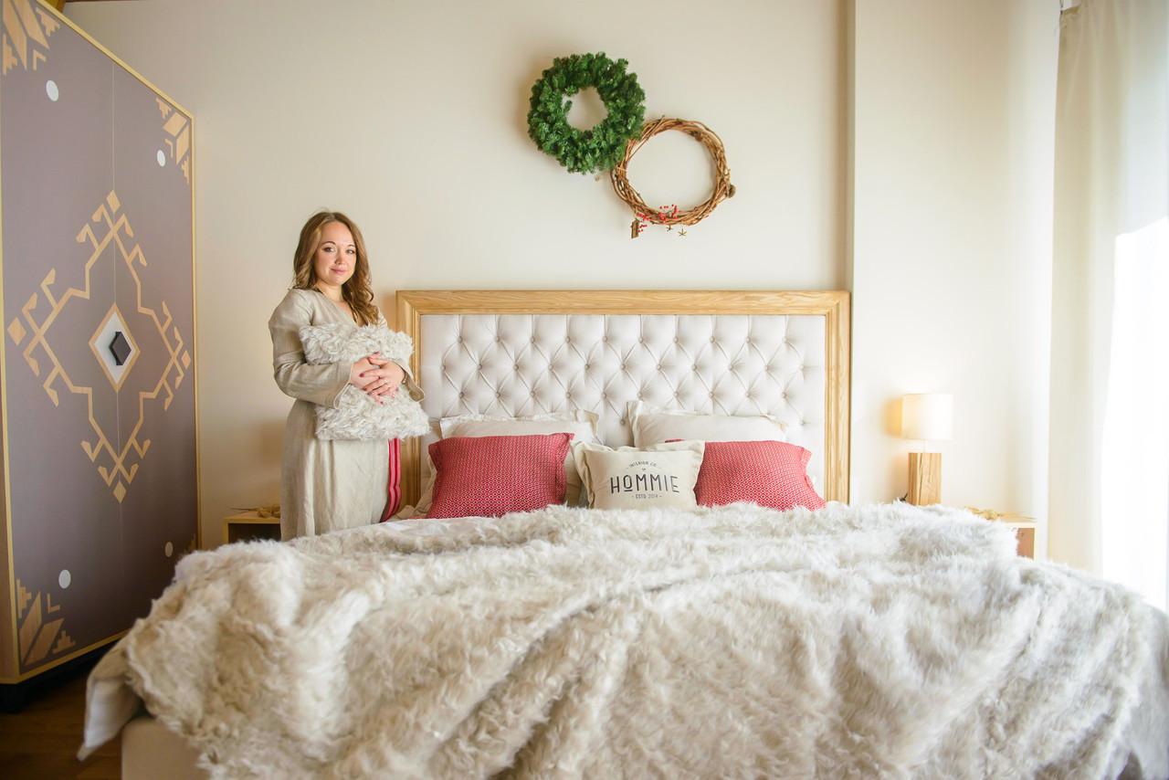 Кровать Gutsul