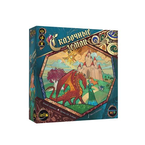 Настольная игра Сказочные земли (Fairy Tile)