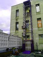 Подъемники строительные -грузовые лифты ТУ. Аренда.
