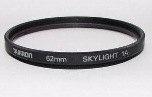 Светофильтр Tamron Skylight 1A  62mm