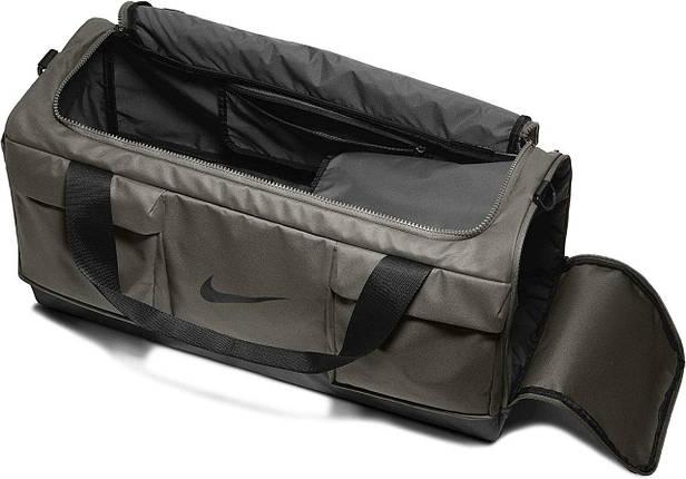 Сумка Nike Vapor Power Men's Training Duffel Bag Medium BA5542-355 Темно-зеленый (193151310163), фото 2