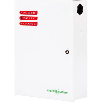 Источник бесперебойного питания GreenVision GV-002-UPS-A-1201-5A (5457)