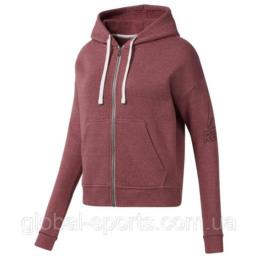 Толстовка жіноча Reebok Training Essentials Sweatshirt (Артикул:DY8135)