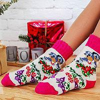 Шерстяные детские носки от 2-х лет