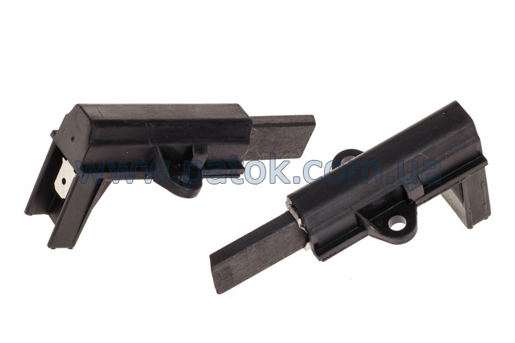 Щетки угольные 5x12.5x32mm для стиральной машины Indesit C00196540