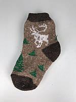 Шерстяные носки для детей от 2-х лет