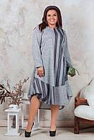 Платье ангора свободного кроя 41050, фото 1