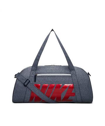 Сумка спортивная женская Nike Gym Club Training Duffel Bag BA5490-498 Серый (193151310026), фото 2