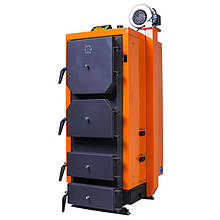 Твердотопливный котел длительного горения DTM Turbo 10 кВт
